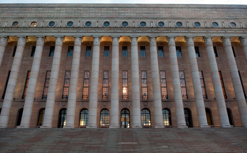Shock as Sensible Comment heard from Finnish Parliament