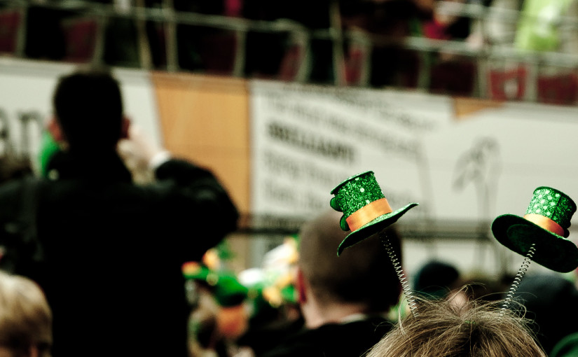 Want to drink Irish on St. Patrick's Day?